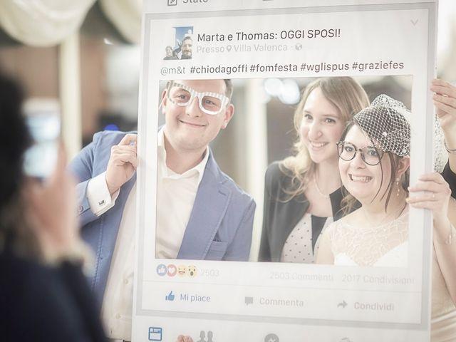 Il matrimonio di Thomas e Marta a Brescia, Brescia 74