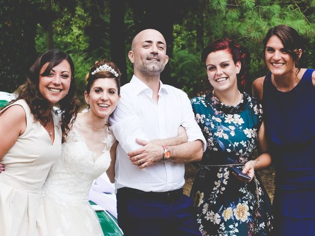 Il matrimonio di Erik e Stefania a Vigevano, Pavia 49