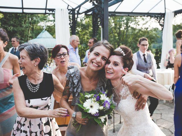Il matrimonio di Erik e Stefania a Vigevano, Pavia 56