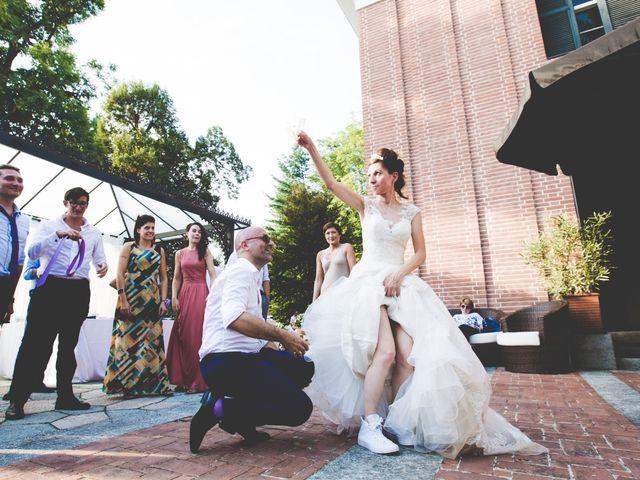 Il matrimonio di Erik e Stefania a Vigevano, Pavia 57