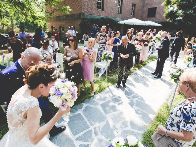 Il matrimonio di Erik e Stefania a Vigevano, Pavia 25