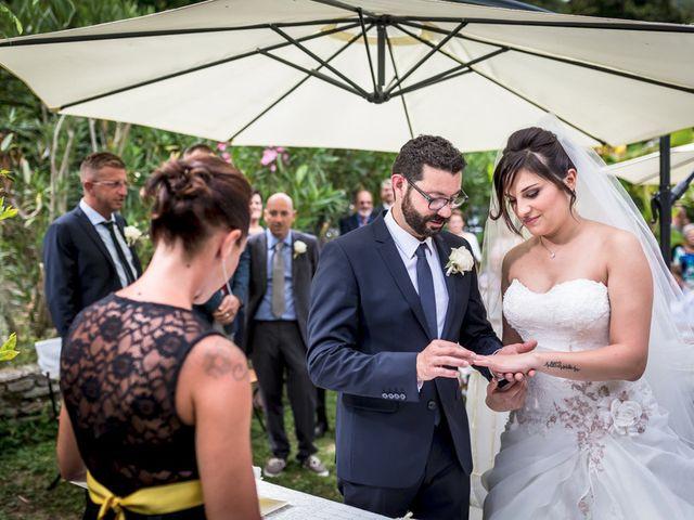 Il matrimonio di Edoardo e Alessia a Savona, Savona 10