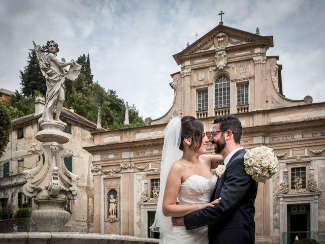 Il matrimonio di Edoardo e Alessia a Savona, Savona 15