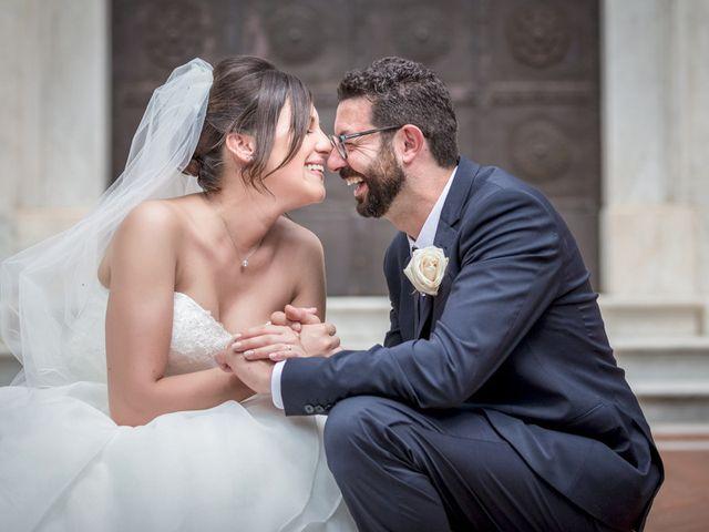 Il matrimonio di Edoardo e Alessia a Savona, Savona 21