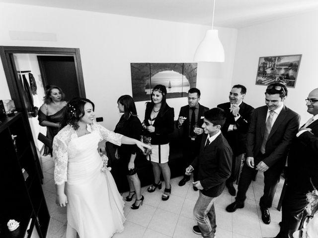 Il matrimonio di Melania e Luca a San Giovanni in Persiceto, Bologna 3
