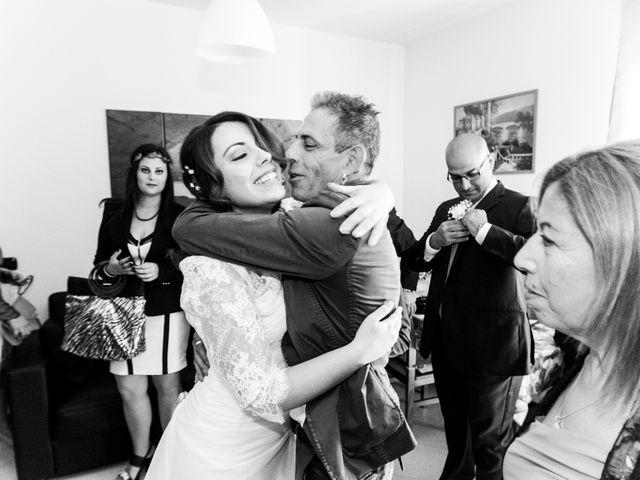 Il matrimonio di Melania e Luca a San Giovanni in Persiceto, Bologna 6