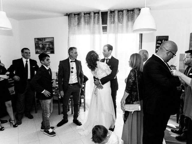 Il matrimonio di Melania e Luca a San Giovanni in Persiceto, Bologna 7