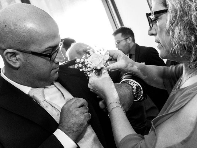 Il matrimonio di Melania e Luca a San Giovanni in Persiceto, Bologna 8