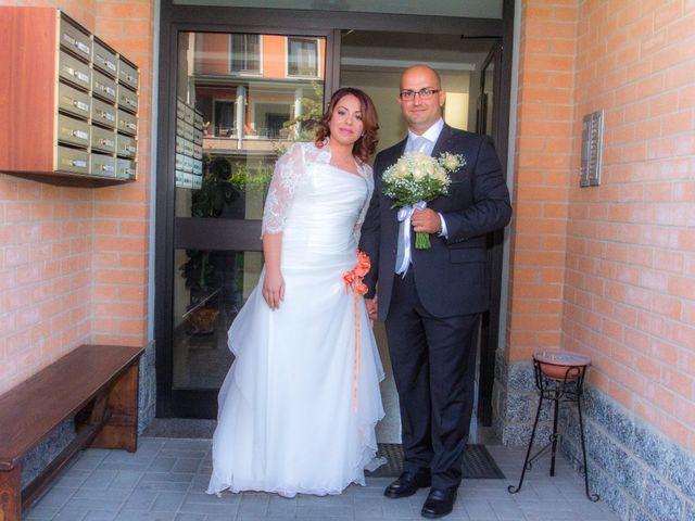 Il matrimonio di Melania e Luca a San Giovanni in Persiceto, Bologna 10