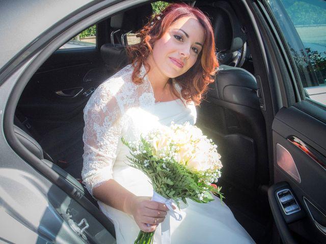 Il matrimonio di Melania e Luca a San Giovanni in Persiceto, Bologna 12