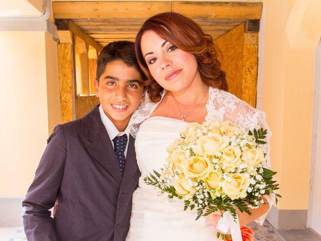 Il matrimonio di Melania e Luca a San Giovanni in Persiceto, Bologna 18
