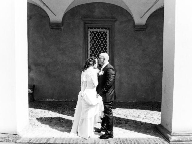 Il matrimonio di Melania e Luca a San Giovanni in Persiceto, Bologna 20