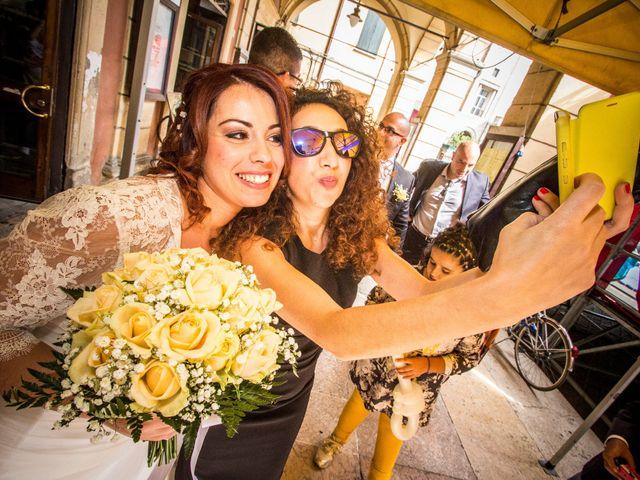 Il matrimonio di Melania e Luca a San Giovanni in Persiceto, Bologna 21