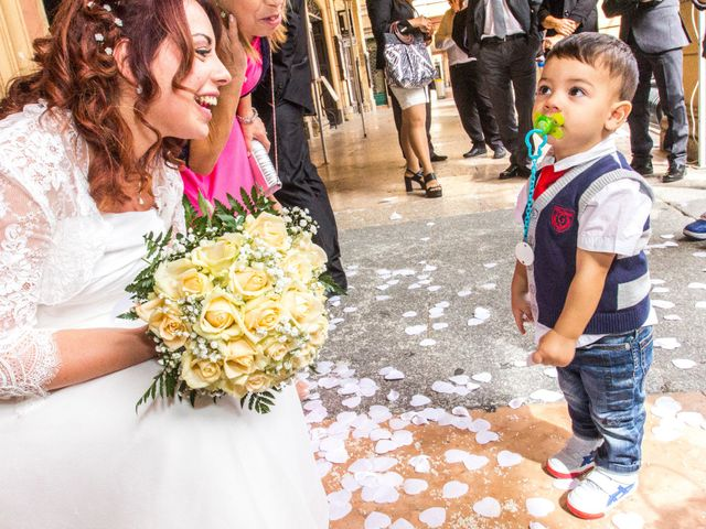 Il matrimonio di Melania e Luca a San Giovanni in Persiceto, Bologna 23