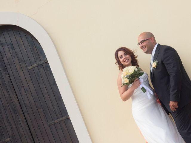 Il matrimonio di Melania e Luca a San Giovanni in Persiceto, Bologna 1