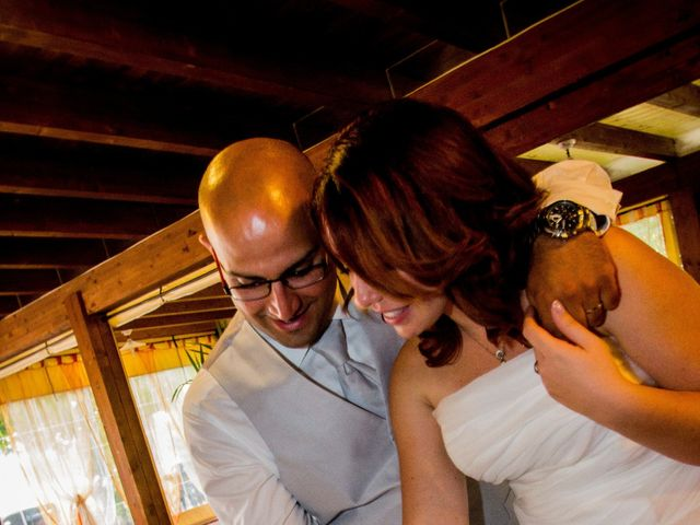 Il matrimonio di Melania e Luca a San Giovanni in Persiceto, Bologna 32