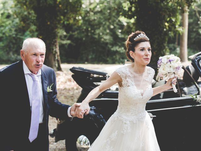 Il matrimonio di Erik e Stefania a Vigevano, Pavia 19
