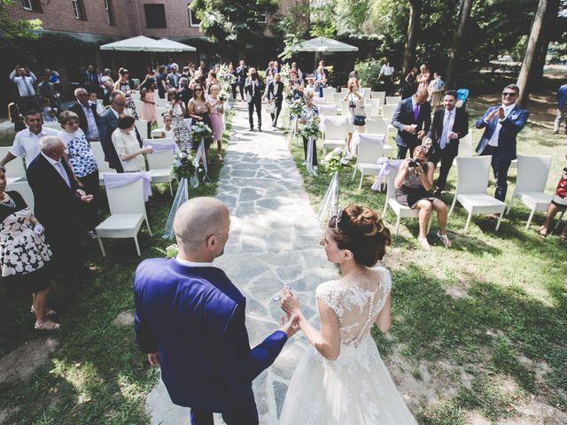 Il matrimonio di Erik e Stefania a Vigevano, Pavia 24