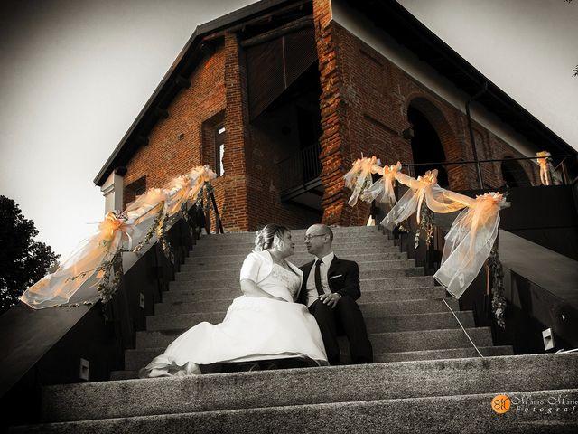 le nozze di Rosanna e Valerio