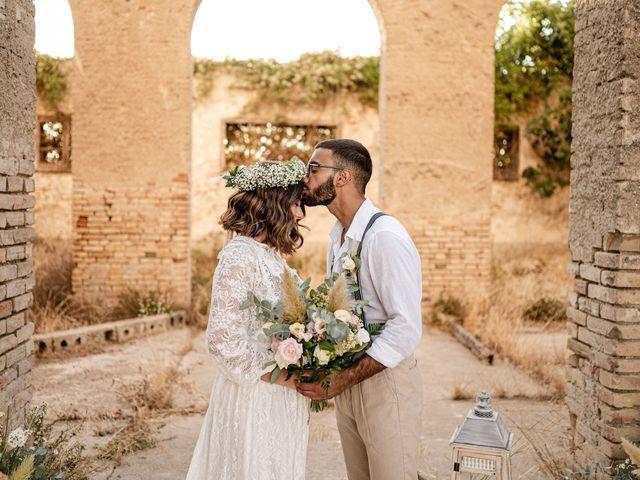 Il matrimonio di Gennaro e Anita a Capaccio Paestum, Salerno 36