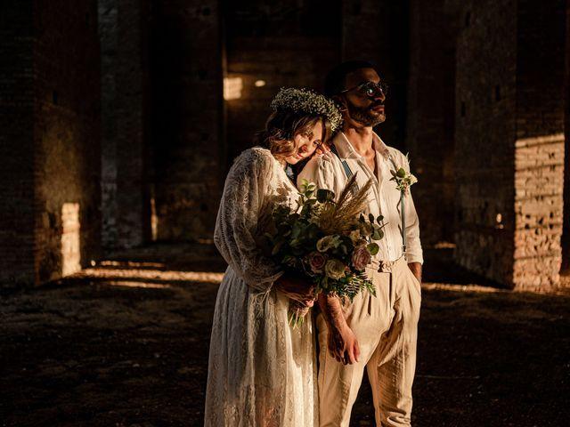 Il matrimonio di Gennaro e Anita a Capaccio Paestum, Salerno 49