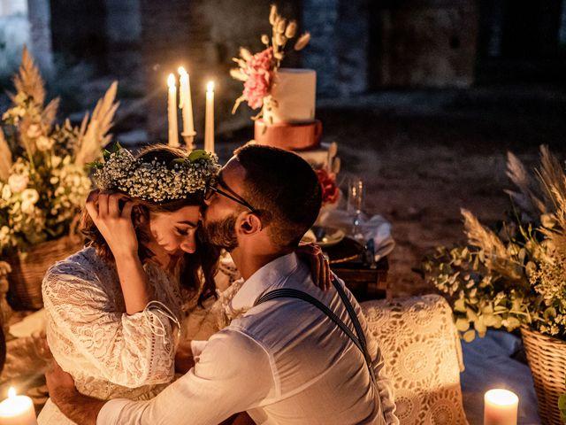 Il matrimonio di Gennaro e Anita a Capaccio Paestum, Salerno 72