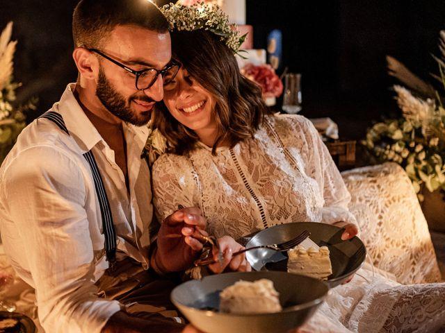 Il matrimonio di Gennaro e Anita a Capaccio Paestum, Salerno 75
