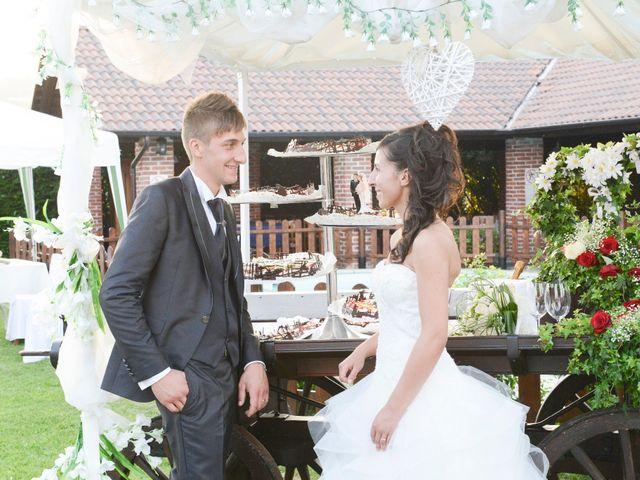Il matrimonio di Cristian e Claudia a Cuneo, Cuneo 21