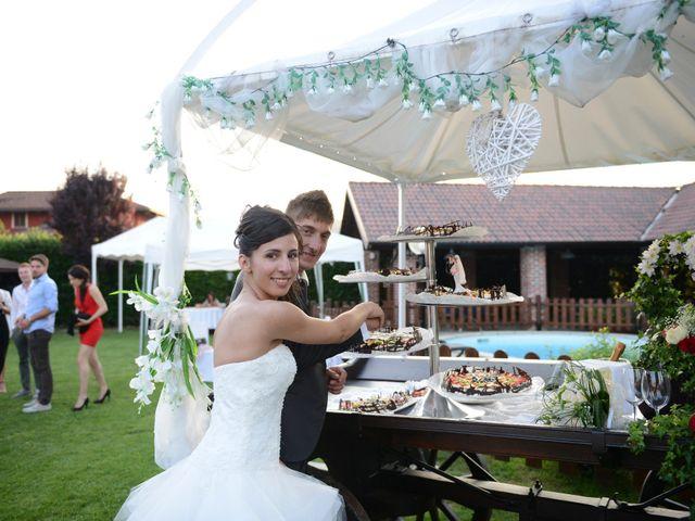 Il matrimonio di Cristian e Claudia a Cuneo, Cuneo 24