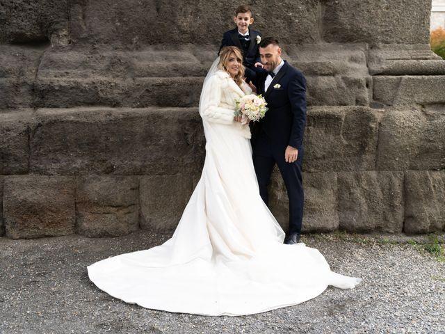 Le nozze di Bessa e Vincenzo