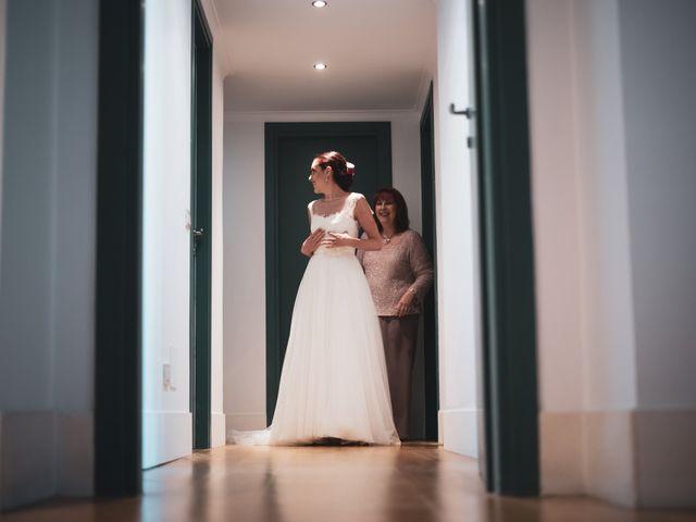 Il matrimonio di Nicola e Giulia a Grottaferrata, Roma 4