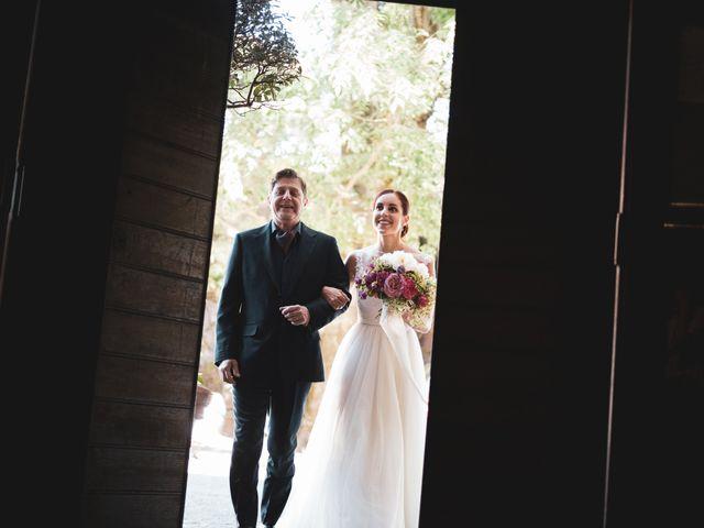 Il matrimonio di Nicola e Giulia a Grottaferrata, Roma 7