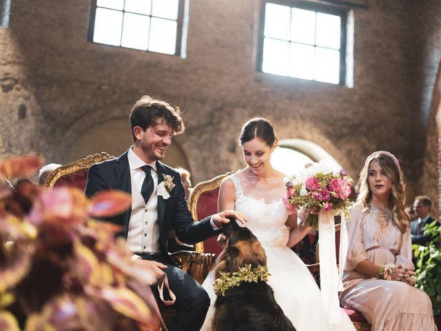 Il matrimonio di Nicola e Giulia a Grottaferrata, Roma 8