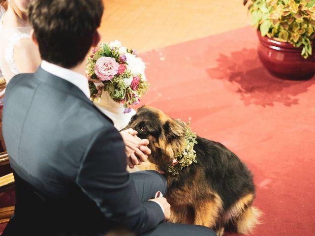 Il matrimonio di Nicola e Giulia a Grottaferrata, Roma 9