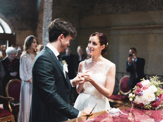 Il matrimonio di Nicola e Giulia a Grottaferrata, Roma 10