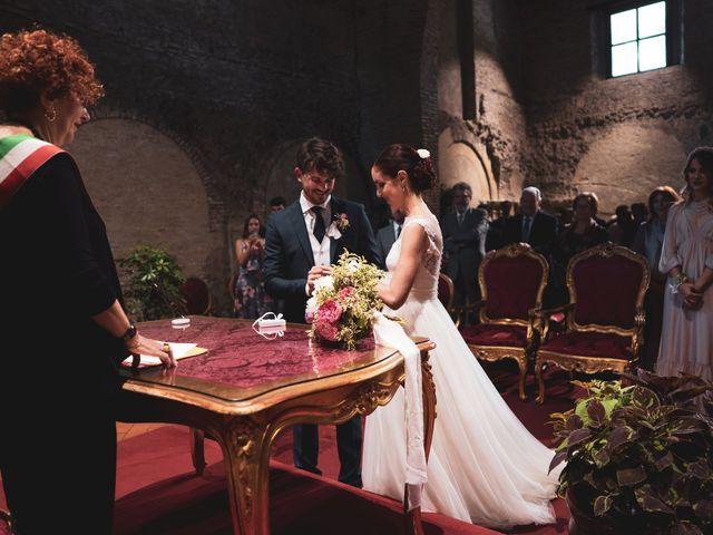 Il matrimonio di Nicola e Giulia a Grottaferrata, Roma 11
