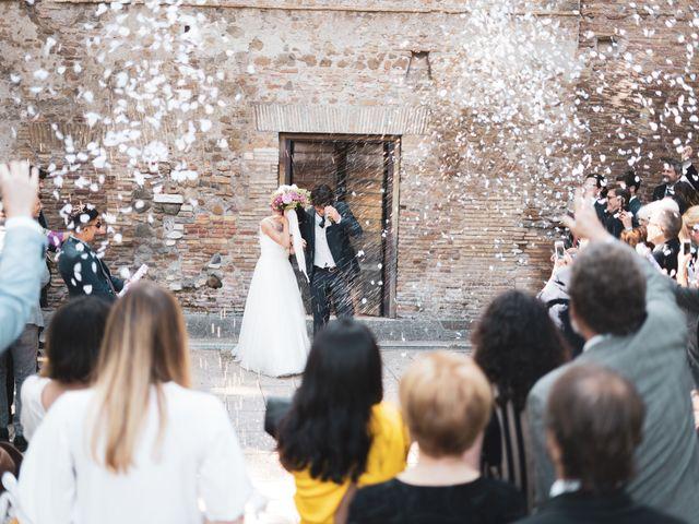Il matrimonio di Nicola e Giulia a Grottaferrata, Roma 12