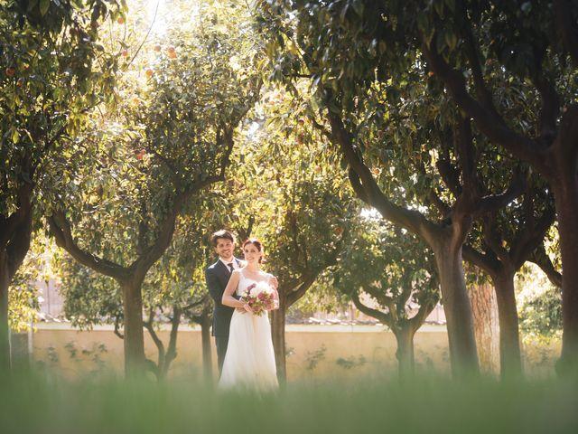 Il matrimonio di Nicola e Giulia a Grottaferrata, Roma 13