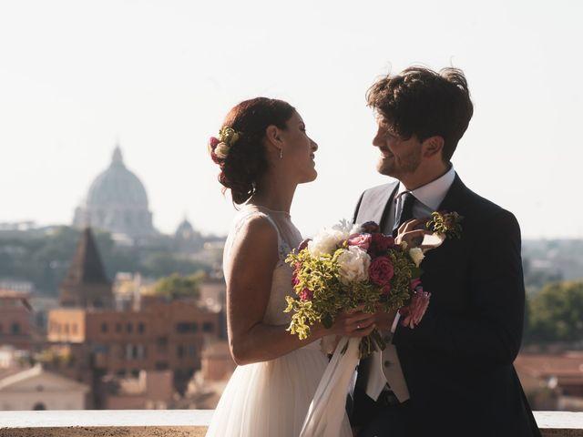 Il matrimonio di Nicola e Giulia a Grottaferrata, Roma 1
