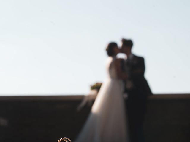 Il matrimonio di Nicola e Giulia a Grottaferrata, Roma 16