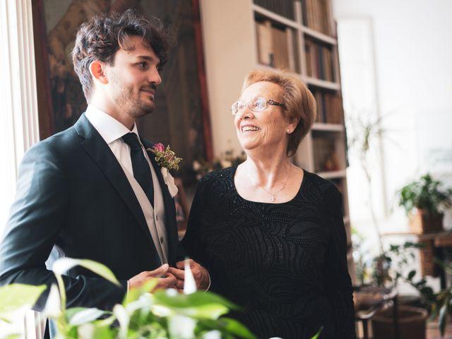 Il matrimonio di Nicola e Giulia a Grottaferrata, Roma 34