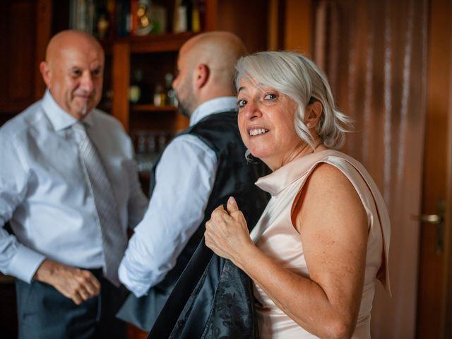 Il matrimonio di Alberto e Carolina a Barbania, Torino 14