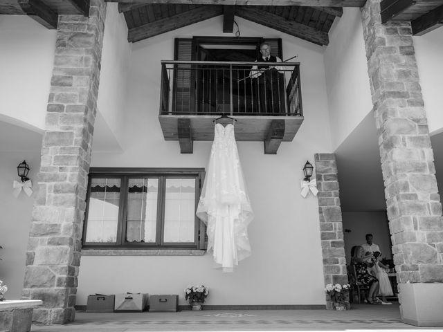 Il matrimonio di Alberto e Carolina a Barbania, Torino 16