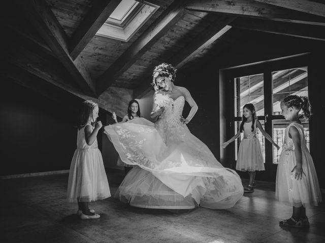 Il matrimonio di Alberto e Carolina a Barbania, Torino 33