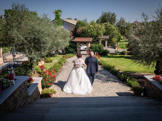 Il matrimonio di Alberto e Carolina a Barbania, Torino 37