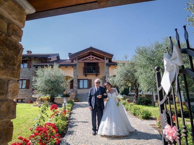 Il matrimonio di Alberto e Carolina a Barbania, Torino 38