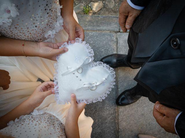Il matrimonio di Alberto e Carolina a Barbania, Torino 40