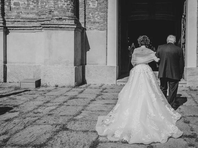 Il matrimonio di Alberto e Carolina a Barbania, Torino 43