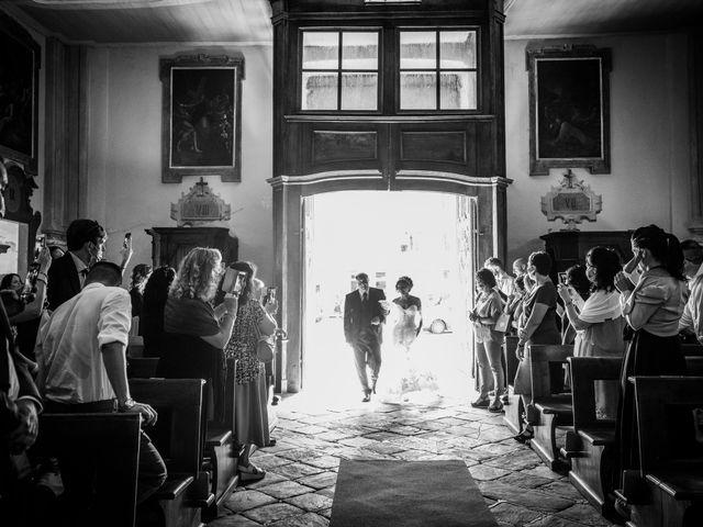 Il matrimonio di Alberto e Carolina a Barbania, Torino 44