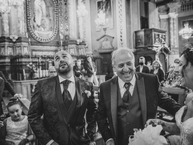 Il matrimonio di Alberto e Carolina a Barbania, Torino 51